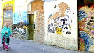 shoot the bank barcelona street art 4