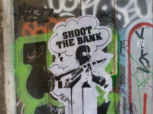 shoot the bank barcelona street art 2
