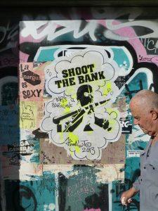 shoot the bank barcelona street art 3