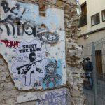 shoot the bank barcelona street art 1