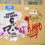 naples street art graffiti art napoli shoot the bank